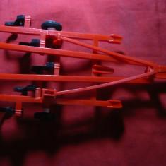 Masina agricola - Jucarie -Plug cu 5 sape, L= 21, 2 cm, plastic - Vehicul