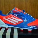 Vand ghete adidas f 50 - Ghete fotbal Adidas, Marime: 42, Culoare: Bleu