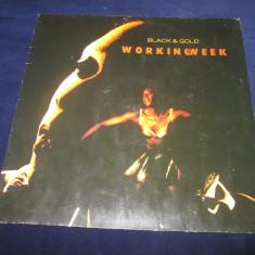 Working Week – Black & Gold _ vinyl(LP, album) Germania - Muzica House Altele, VINIL