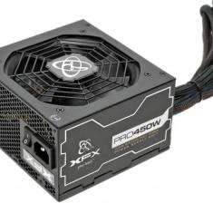 Sursa XFX TS Series Pro 450, 450W, 80+ Bronze, ventilator 120 mm, PFC Activ - Sursa PC