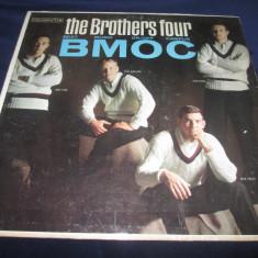The Brothers Four - B.M.O.C. (Best Music On/Off Campus)_ vinyl, LP, album, SUA - Muzica Pop Columbia, VINIL