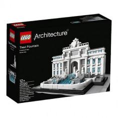 Lego Architecture 21020 Fantana Trevi Fountain Italia Roma original nou sigilat