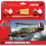 Kit Constructie Avion Hawker Hurricane Mkl