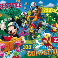 104 3D - Mickey Mouse - Puzzle