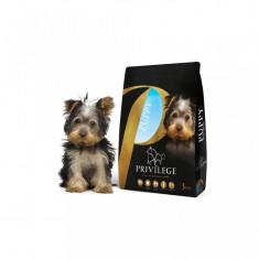 Privilege Puppy Small Breed – Pui & Orez - Hrana uscata super-premium - 15 kg - Mancare caini