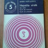 19203 MARIN VOICULESCU - HEPATITA VIRALA