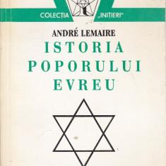 Andre Lemaire - Istoria poporului evreu - 653826 - Istorie