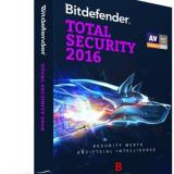 BitDefender Licenta antivirus Total Security 2016, renew, 1 an, 1 calculator, retail