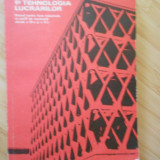 R. CONSTANTINESCU--CONSTRUCTII SI TEHNOLOGIA LUCRARILOR - Carti Constructii