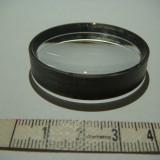 Lentila optica 4.8cm divergenta / menisc /