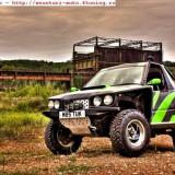 Suzuki Vitara pregatit pentru OFF ROAD / VANATOARE, An Fabricatie: 1996, Benzina, 135000 km, 1600 cmc