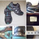 Adidas SALOMON GoreTex(40 -25, 3cm) pantofi ghete bocanci munte - Adidasi barbati Salomon, Culoare: Din imagine