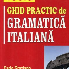 Carlo Graziano - Ghid practic de gramatica italiana - 495947 - Ghid de conversatie teora