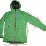 Geaca ploaie cu polar Salewa Alpin Extrem, Gore-Tex Paclite Shell, dama, 40(M)