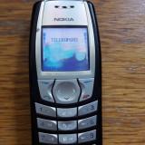 Nokia 6610 - Telefon Nokia, Negru, Nu se aplica, Neblocat, Fara procesor