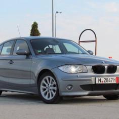 BMW 116i Seria 1, 1.6 benzina, an 2005, 140000 km, 1596 cmc