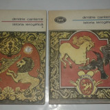 DIMITRIE CANTEMIR - ISTORIA IEROGLIFICA Vol.1.2.