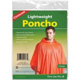 Coghlans Pelerina de ploaie Poncho Vinyl Orange 9267 marime universala