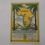 Colonie Germana in Africa 75 Pfennig 1921 seria B aUNC - bancnota europa, An: 1923