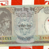 Bancnota polymer-10 RUPEES-NEPAL UNC - bancnota asia
