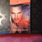 MISTERELE NOPTII, de Nora Roberts, - Roman dragoste