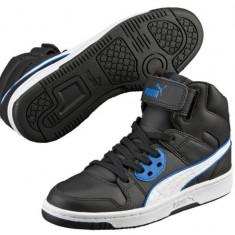 Adidasi Puma Rebound Street L Junior-Adidasi Originali-Ghete Piele - Adidasi copii, Marime: 35.5, 36, 37, 37.5, 38, 38.5, 39, Culoare: Din imagine