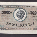 Romania 1947 - 1.000.000 lei