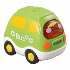 Masinuta VTech Toot Toot Bus Verde