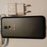 Samsung Galaxy S5 mini nou garantie - Telefon mobil Samsung Galaxy S5 Mini, Negru, Neblocat, Single SIM