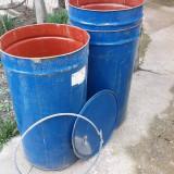 Butoaie cu capace si cercuri