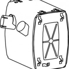 Amortizor zgomot mijloc/spate MERCEDES-BENZ ACTROS 1831, 1831 L - DINEX 50456 - Toba finala auto
