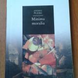 19529 ANDREI PLESU - MINIMA MORALIA - Filosofie
