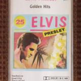 ELVIS PRESLEY - GOLDEN HITS (1 CASETA AUDIO) - CA NOUA!!! - Muzica Rock & Roll, Casete audio