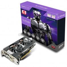 Placa video SAPPHIRE AMD 11240-10-20G, NITRO R7 370, PCIE, 2048MB GDDR5 256bit, 5600MHz, 985Mhz, 2*DVI, 1*HDMi, 1*DP, Fan bulk - Placa video PC Sapphire, PCI Express, 2 GB, Ati
