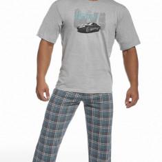Pijama barbati - Cornette - 134-65 Freedom2 - Pijamale barbati, Marime: S, M, L, XL, XXL, Culoare: Gri