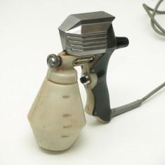 Pistol de vopsit vintage - Functioneaza perfect!