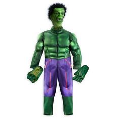 Costum Deluxe Hulk - Roboti de jucarie