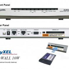 Router Zyxel ZyWALL 10W VPN/Firewall - 10 vpn-uri