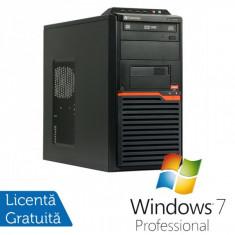 Calculatoare Gateway DT55, AMD Athlon II X2 250 3.0 Ghz, 4Gb DDR3, 320Gb, DVD-RW + Windows 7 Professional - Sisteme desktop fara monitor