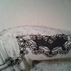Blugi Colombian Jeans Push-UP, originali. - Blugi dama Columbia, Marime: 44, Culoare: Gri