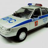 Macheta VAZ 2112 Politie - Masini de legenda - Rusia scara 1:43 - Macheta auto