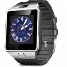 Ceas Telefon SMART-WATCH Inteligent SIM GSM GV18 2016 Destept Smartwatch Apple Android