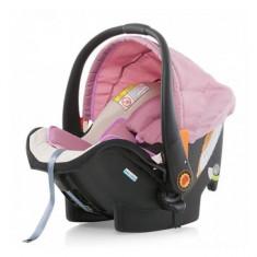 Scoica auto Tempo Pink Chipolino - Scaun auto bebelusi grupa 0+ (0-13 kg)