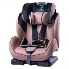 Scaun auto 9-36 kg Diablo XL Beige Caretero - Scaun auto copii grupa 1-3 ani (9-36 kg)