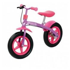 Bicicleta fara Pedale E-Z Rider 12 inch Wings Purple Hauck - Bicicleta copii Hauck, Roz