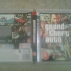 Grand Theft Auto IV - GTA 4 - PS3 - Jocuri PS3, Actiune, 16+, Single player