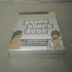 Grand Theft Auto Double Pack - III + Vice City -XBox classic Compatibil XBox 360 - Jocuri Xbox, Actiune, 18+, Single player