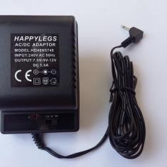 INCARCATOR MODEL HAPPYLEGS HD48N5748 LA 7, 5V/9V/12V / CU 1, 5 A LA 240 VOLTI, De priza