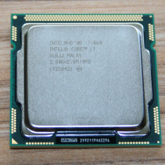 Procesor socket 1156 Intel Core i7 860 2.8ghz 8mb cache +cooler - Procesor PC Intel, Numar nuclee: 4, 2.5-3.0 GHz