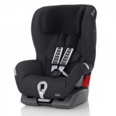 Scaun auto Britax Evolva 123 Plus - Scaun auto copii grupa 1-3 ani (9-36 kg) Britax, Negru, In sensul directiei de mers